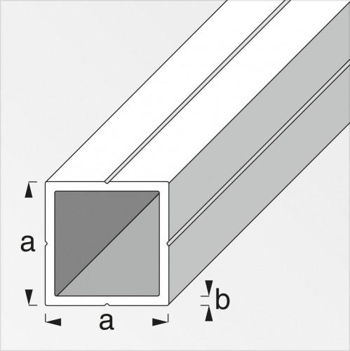 aluminium buis vierkant