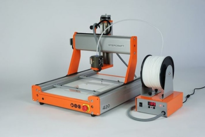 stepcraft cnc machine